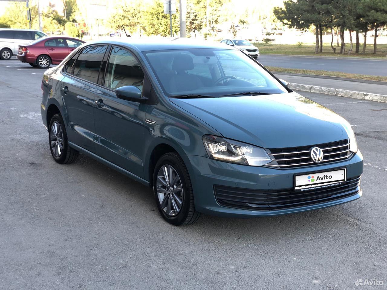 Volkswagen Polo, 2019  89185704414 купить 6