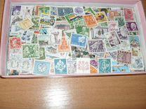 Подборка из 410 разных марок Швеции и Европы