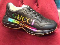 Gucci Оригинал Кроссовки мужские — Одежда, обувь, аксессуары в Москве