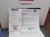Планшет Prestigio visconte s