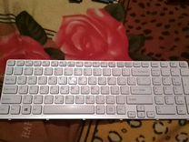 Клавиатура sony vaio