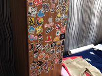 Шкаф с замком под ключ