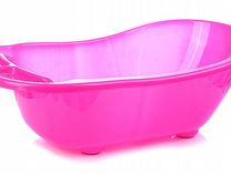 Ванночка+стульчик для купания малыша+2 круга