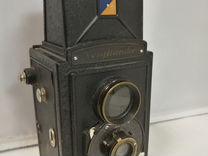 Фотоаппарат Voigtlander brillant 1930е Германия