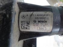 Коллектор впускной Mercedes 212