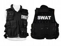 Мото жилет разгрузка swat (Police)