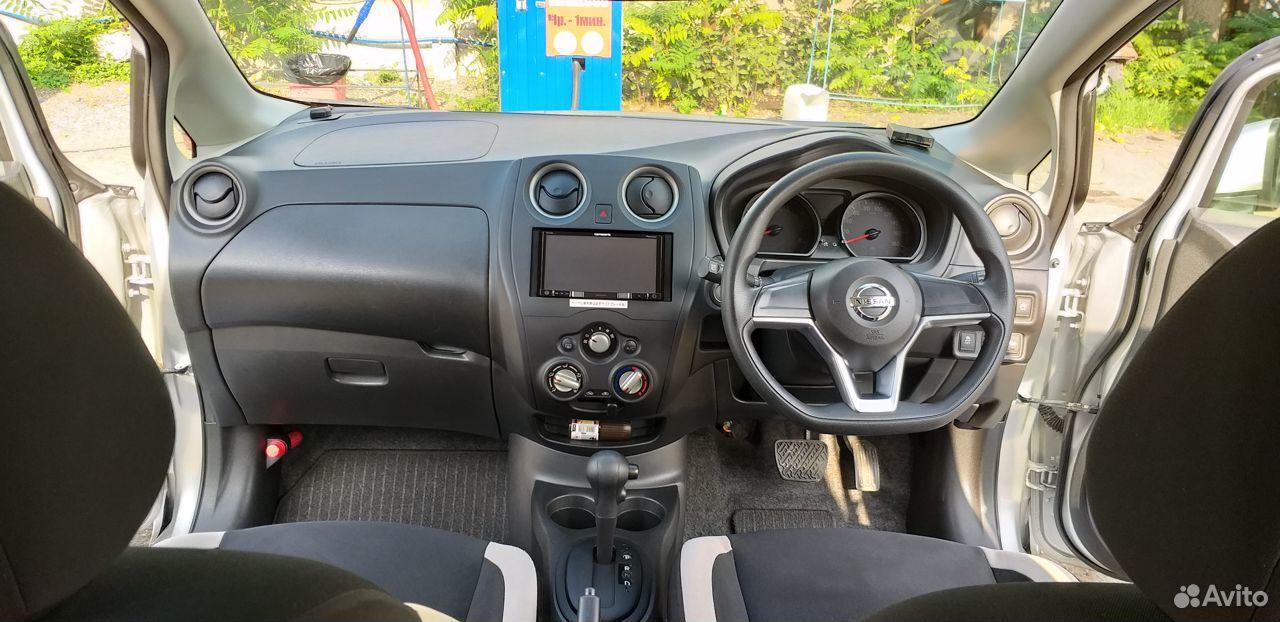 Nissan Note, 2016  89149603879 купить 7