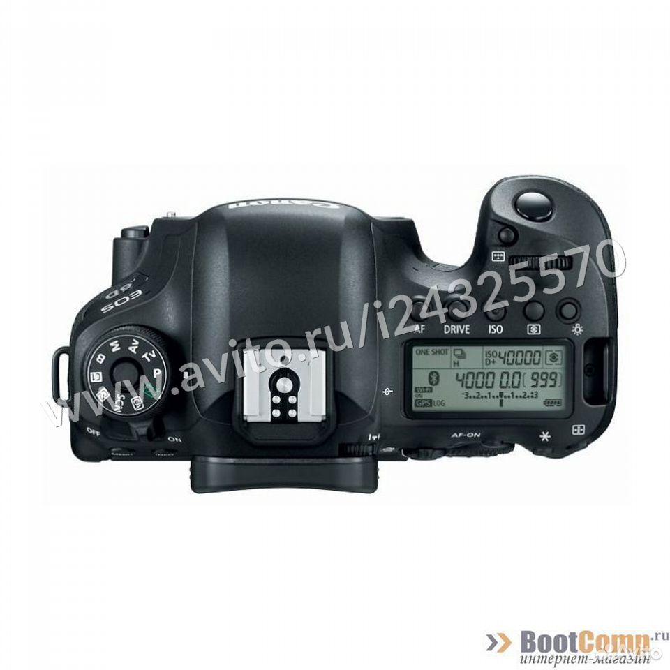 Фотоаппарат Canon EOS 6D mark II body  84012410120 купить 3