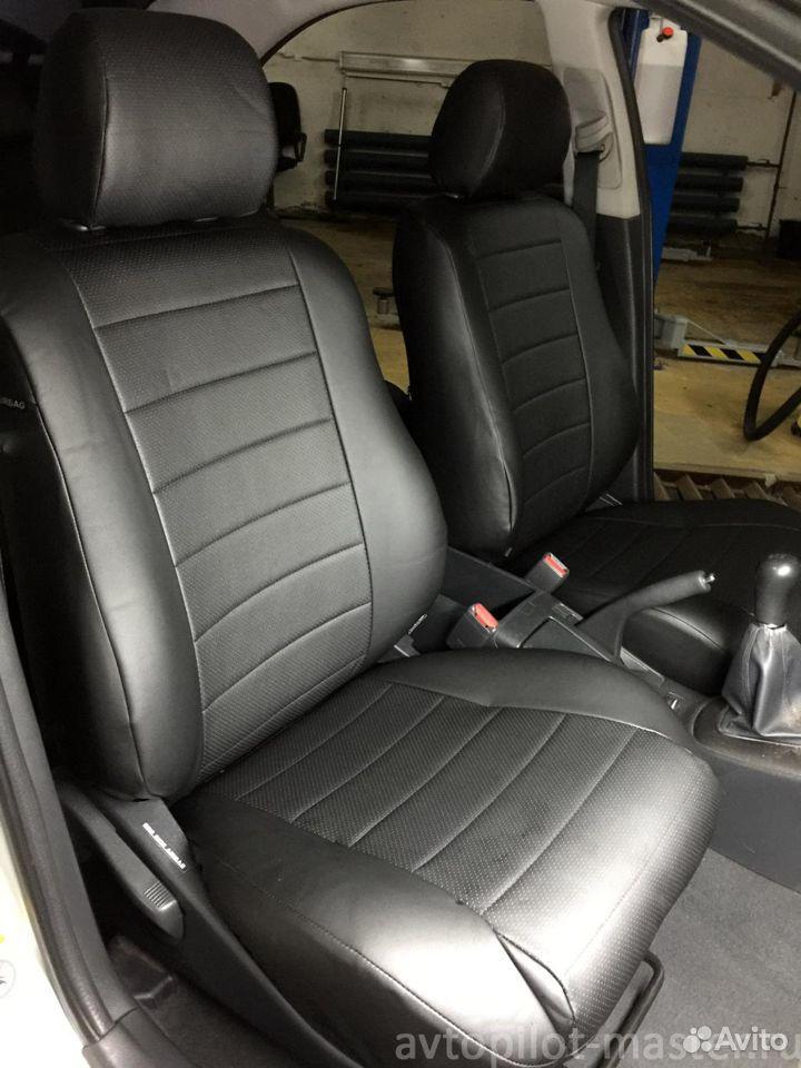Чехлы Автопилот для Toyota Avensis II седан