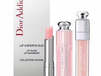 Блеск для губ Dior набор