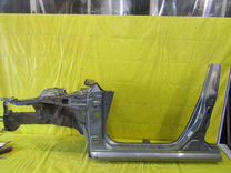 Лонжерон Mazda 3 13-18г 51712