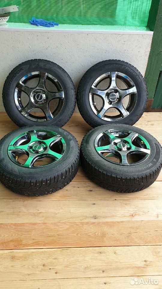 Зимние шины с дисками  89098680826 купить 1