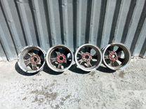 Комплект дисков 15х6 5х114.3 (D15-60)