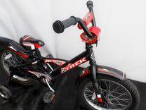 Детский велосипед Трек на 3-6 лет