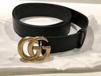 Ремень Gucci, новый — Одежда, обувь, аксессуары в Москве