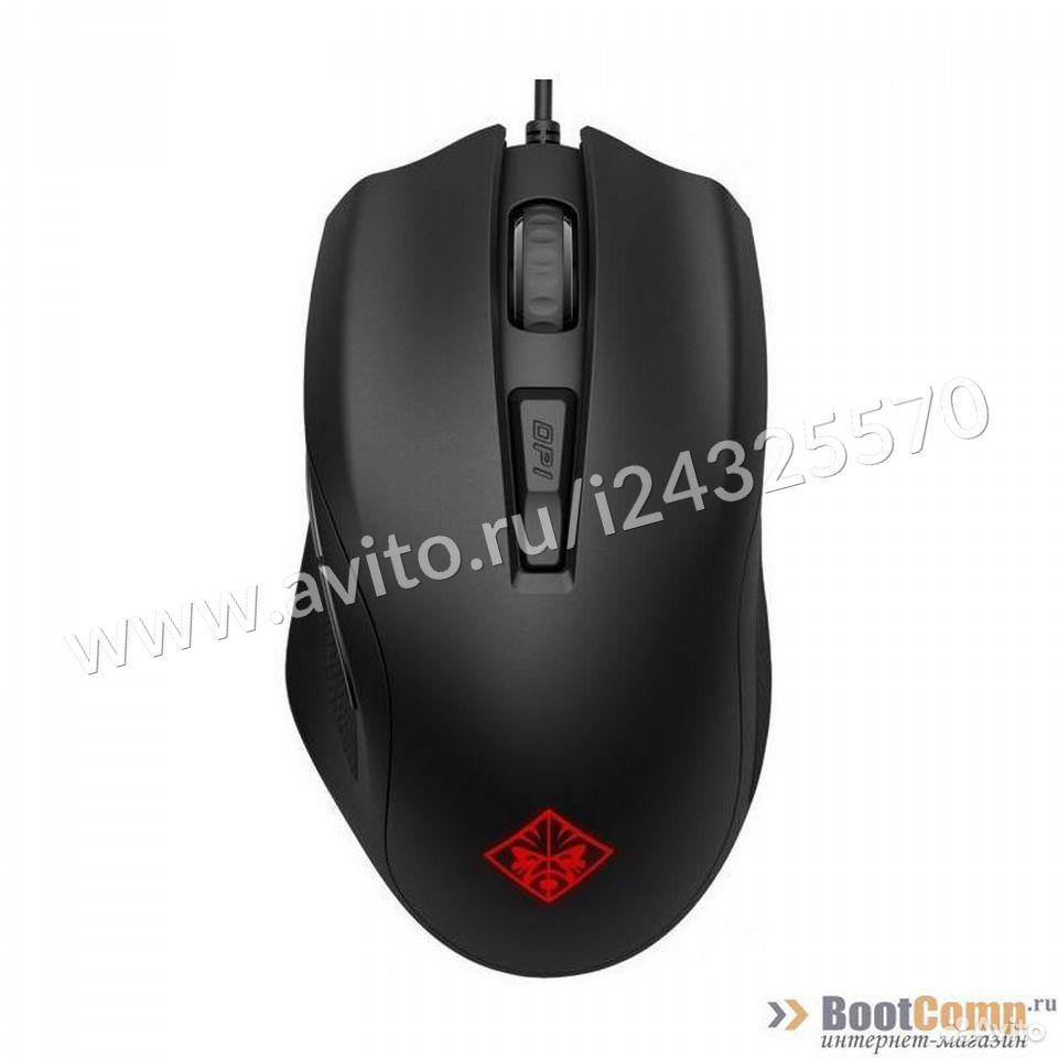 Игровая мышь HP omen 400  84012410120 купить 1