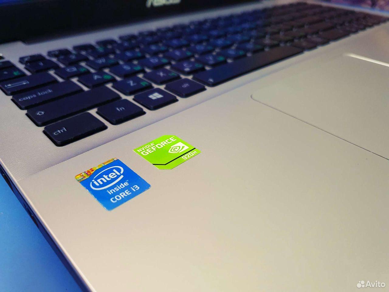 Игровой Asus на базе intel core и Nvidia 920M