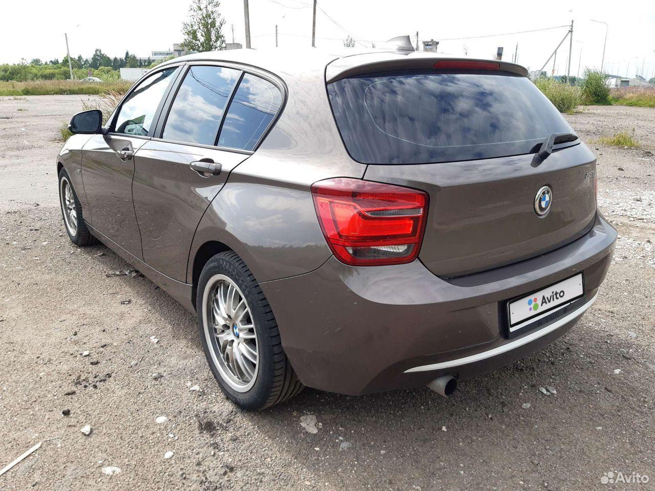 BMW 1 серия, 2013  89116117462 купить 3