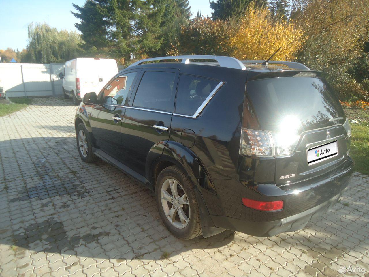 Mitsubishi Outlander, 2008  89613347253 купить 1