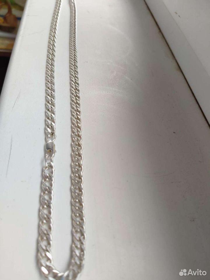 Серебряная цепь  89605431786 купить 3