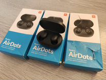 Bluetooth наушники Xiaomi Redmi Airdots — Аудио и видео в Геленджике