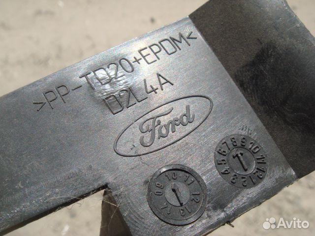 Фокус 1 дефлектор радиатора Левый 98-05 Ford Focus  89205500007 купить 5