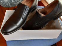 Туфли мужские (офицерские)