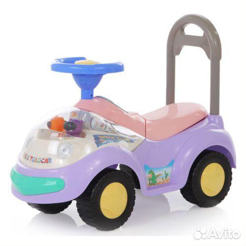 Машинка-каталка Jetem Tolokar Space  89063823828 купить 1