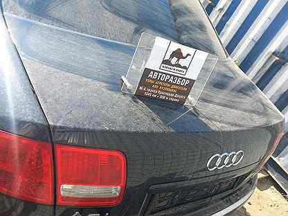 Крышка багажника Audi A8 D3 рестайлинг