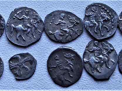 Монетки Ивана Грозного