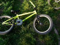 Велосипед bmx. Новый. торг
