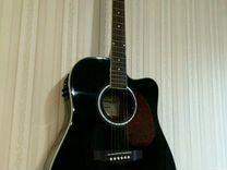 Гитара электроакустическая