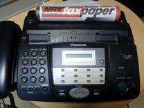 Факс Panasonik KX-FT902