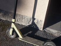 Самокат на надувных колесах