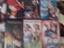 Видеокассеты с фильмами и концертами