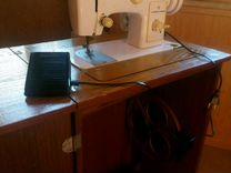 Швейная машина Чайка 142