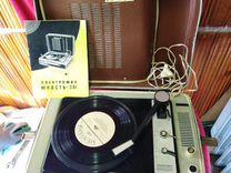 Электрофон (Юность-301) -1981г