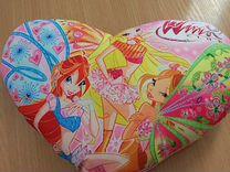 Подушка Винкс
