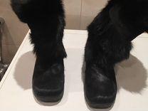 Тёплые зимние сапожки — Одежда, обувь, аксессуары в Москве