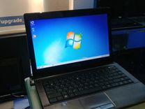 """Ноутбук 14"""" Asus K43T 1.9GHz/4Gb/320Gb/HD7670m 1gb"""