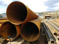 Труба бу 1220 мм. стенка 12