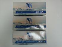 Картридж лазерный CE285А