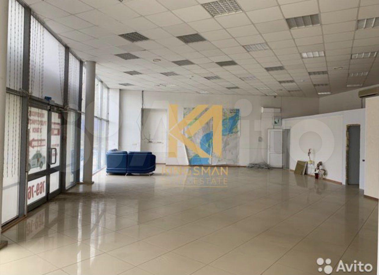 Торговое помещение + офис