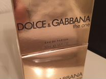 Dolce &Gabbana The One п/в 50 мл