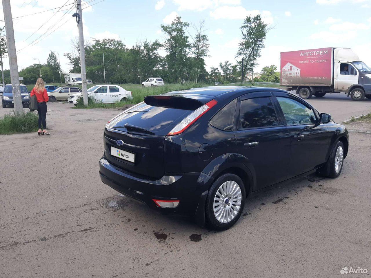 Ford Focus, 2009  89524924600 купить 6