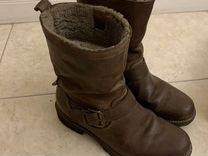 Ботинки зимние Ecco — Одежда, обувь, аксессуары в Санкт-Петербурге
