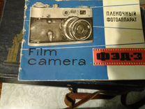 Фотоаппарат фэд-3 (СССР)