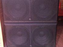 Звуковое оборудование для клубов и концертов