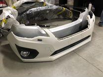 Передний бампер Subaru Impreza 2012-2015