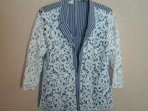 Блуза - пиджак раз.48-50, Италия